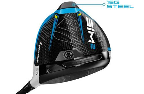 TaylorMade SIM2 Driver - Back Weight