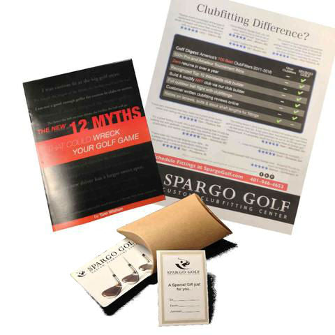 21f3b16dbd9 Gift Cards Available - Spargo Golf