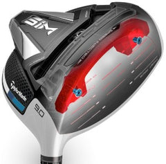 TaylorMade SIM Driver - Twist Face