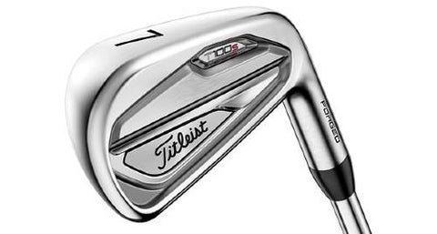 Titleist T100S Iron - Hero