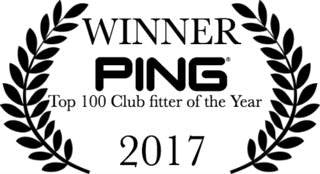 WINNER PING Top 100 Clubfitter of the Year 2017