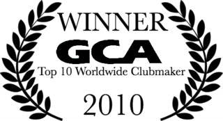 WINNER GCA Top 10 Worldwide Clubbuilder 2010