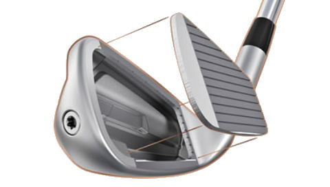 Ping G700 Iron - Maraging Face