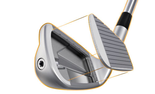PING i500 Iron - Powerful Forces