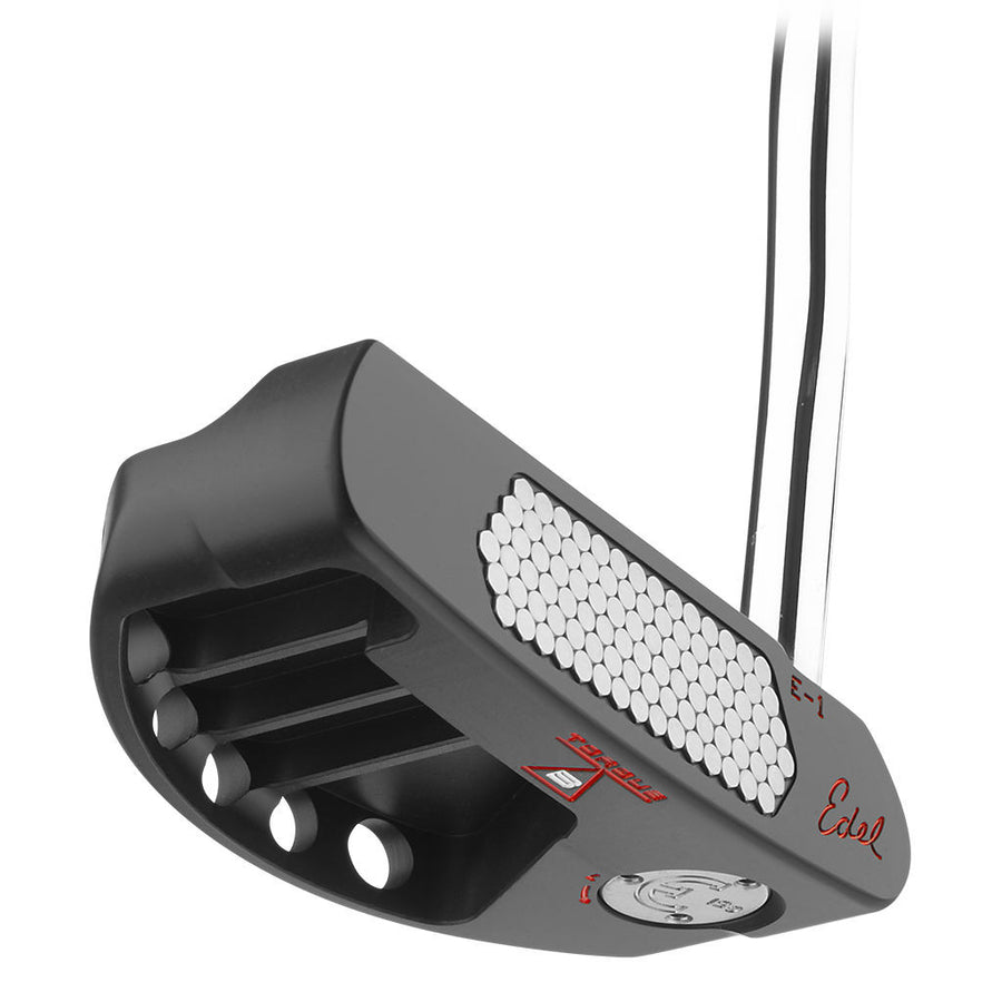 Edel E-1 Torque Balanced Putter - Black Armour
