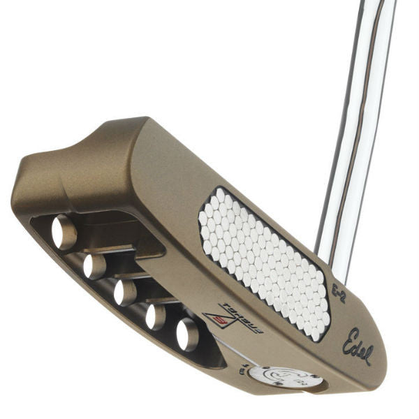Edel E-2 Torque Balanced Putter - Gold