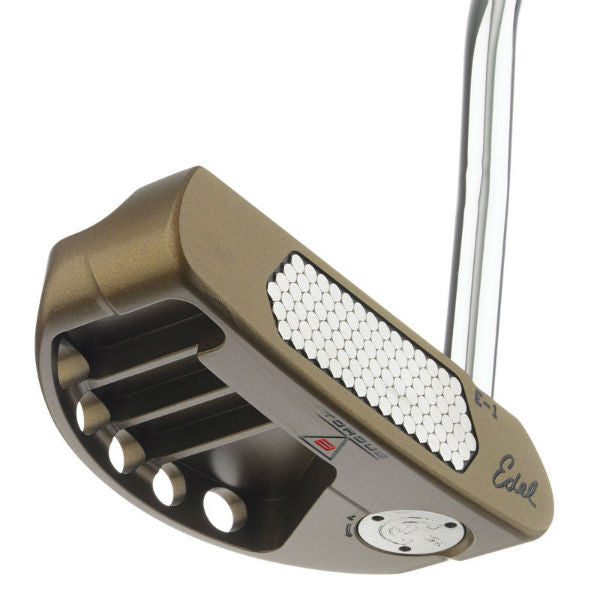 Edel E-1 Torque Balanced Putter - Gold Finish