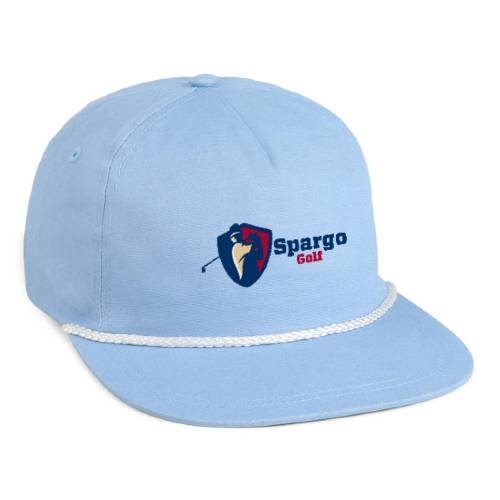 Spargo | Light Blue Ropper Hat