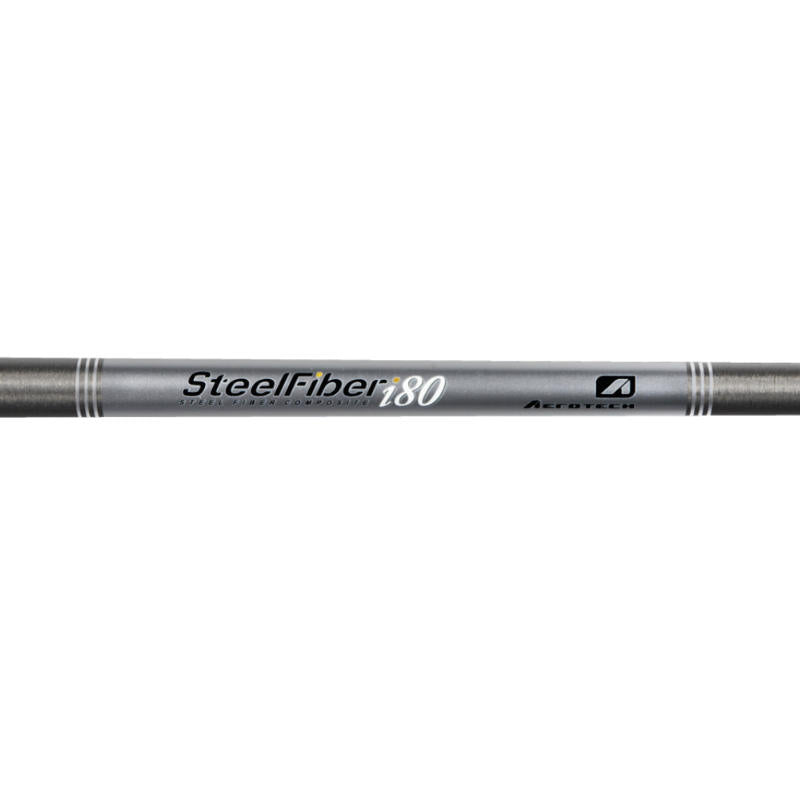 "Aerotech SteelFiber i80cw .370"" Parallel Iron Shaft"