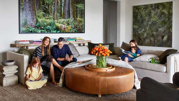 Inside <br> Jessica Alba's <br> $10M Los Angeles<br> Home