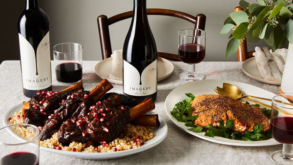 3 Cozy <br> Dinners On Our <br> Holiday Radar Plus Wines to Go With