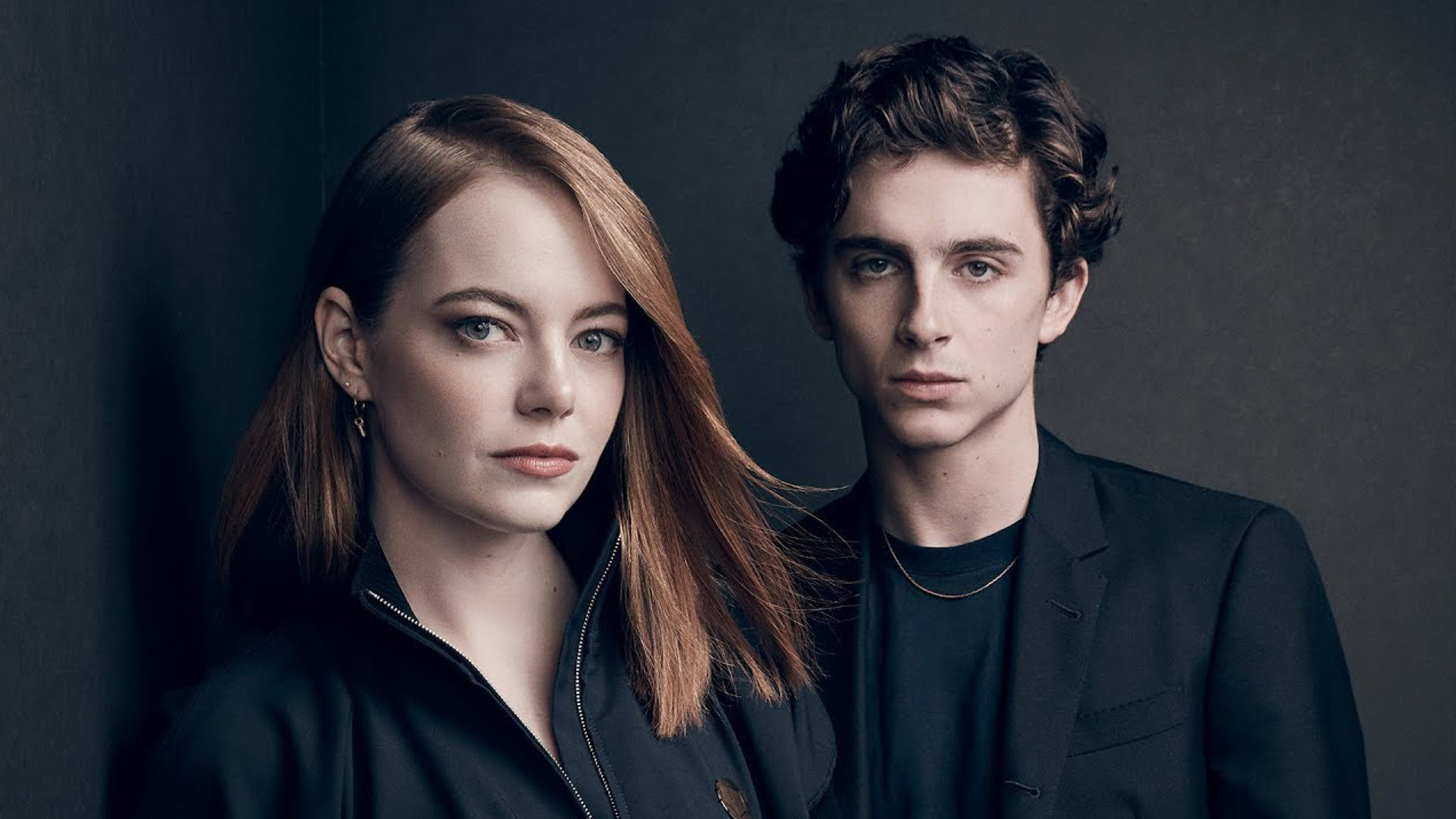 Timothée Chalamet & Emma Stone Actors on Actors