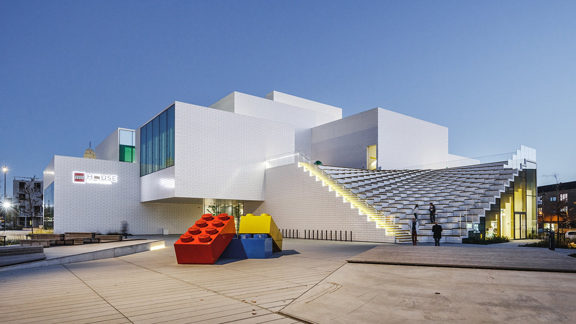 Photography <br> Lego House