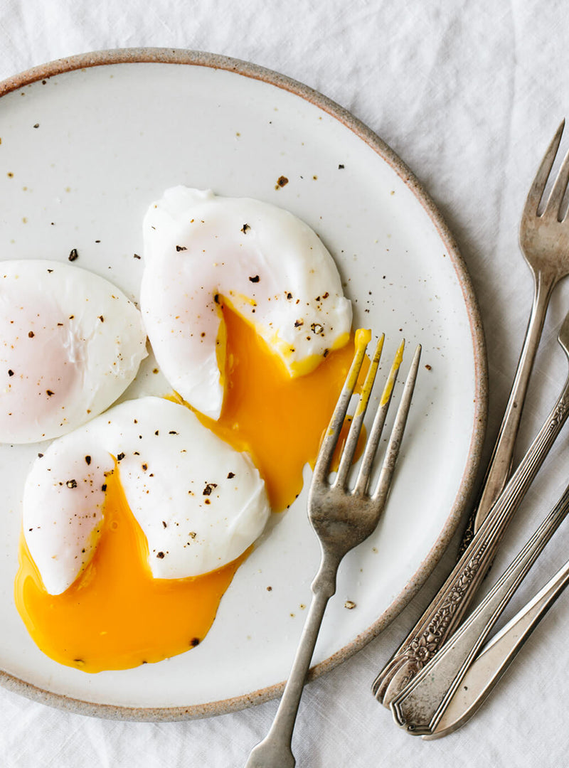 How To Poach An<br> Egg Perfectly