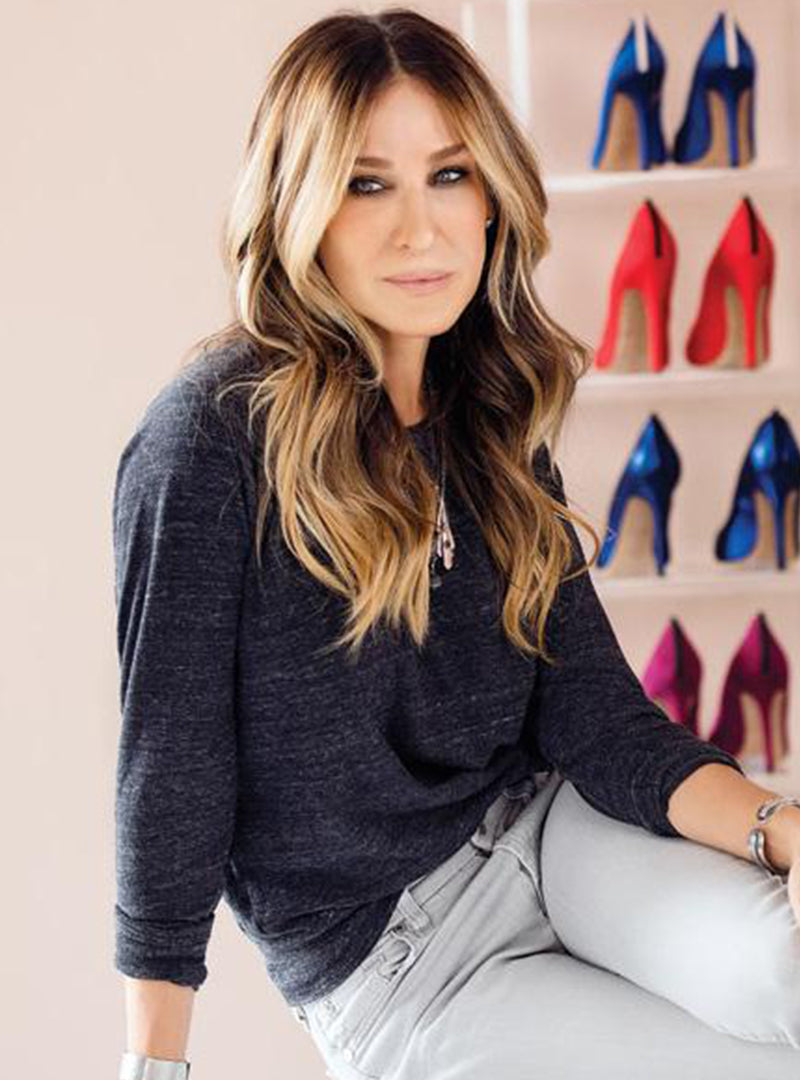 Sarah<br> Jessica Parker <br> On Why She Has Succeeded At Entrepreneurship