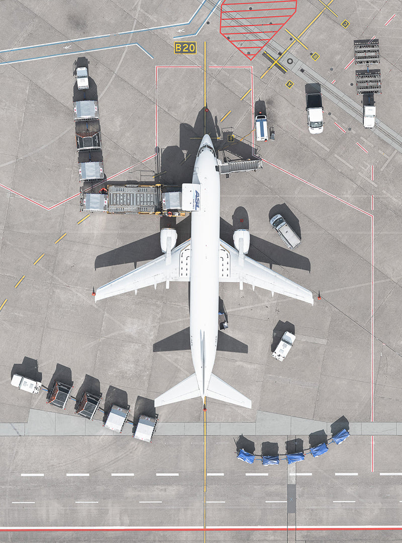 Tom Hegen <br> Airports