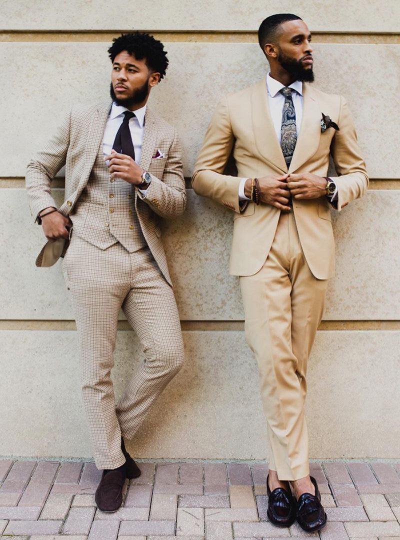 Men Of <br> God In Suits