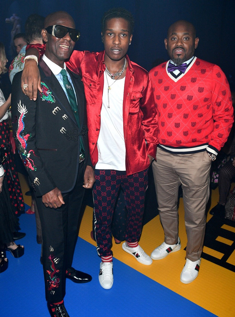 Dapper Dan <br> Talks About <br> Going From the <br> Underground to <br>Gucci