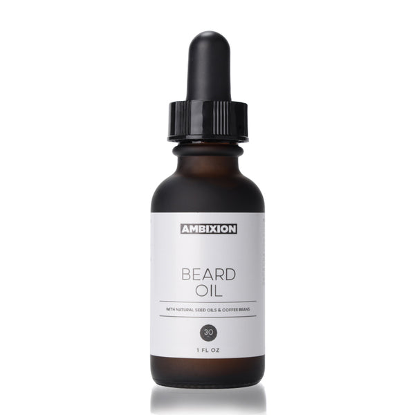 COLD BREW <br> BEARD OIL