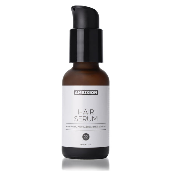 BIOTIN BOOST <br> HAIR SERUM