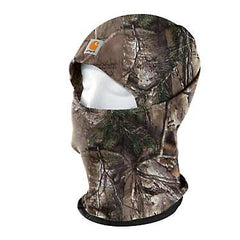 CARHARTT FORCE® CAMO HELMET LINER MASK REALTREE XTRA - Ringtails and Tall Tales Hunting, Dog Supply, and Taxidermy