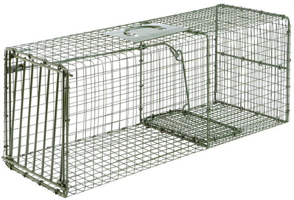 DUKE HD LARGE LIVE CAGE TRAP - Ringtails and Tall Tales Hunting, Dog Supply, and Taxidermy