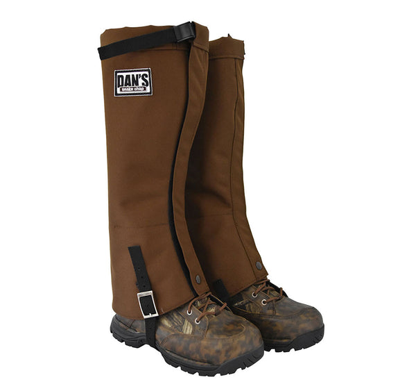 Dan's Snake Protector Gaiters - Ringtails and Tall Tales Hunting, Dog Supply, and Taxidermy