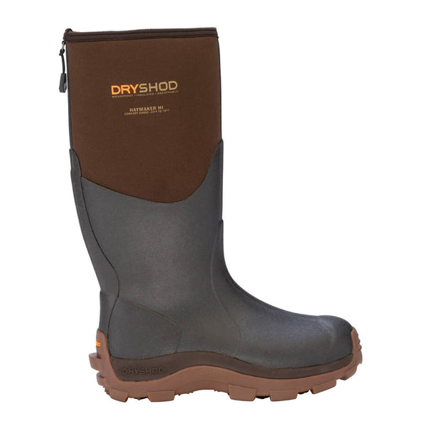 Dryshod Haymaker Mid with Optional Yoder Chaps - Ringtails and Tall Tales Hunting, Dog Supply, and Taxidermy