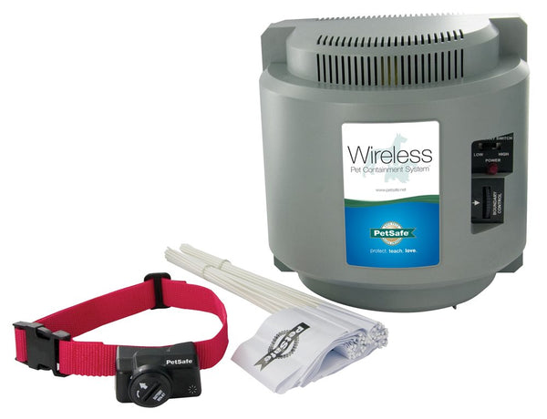 PetSafe Wireless Instant Fence - Ringtails and Tall Tales Hunting, Dog Supply, and Taxidermy