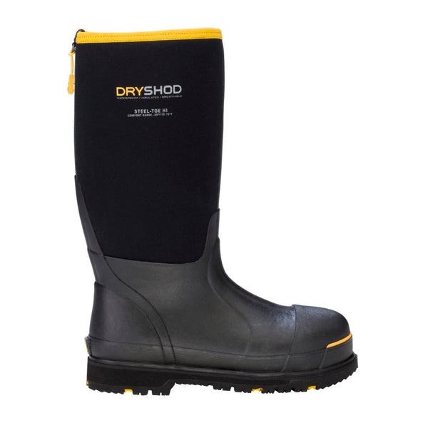 DRYSHOD Steel-Toe Protective Work Boot - Ringtails and Tall Tales Hunting, Dog Supply, and Taxidermy
