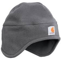 Carhartt 2-in-1 Hat Driftwood/Black - Ringtails and Tall Tales Hunting, Dog Supply, and Taxidermy