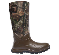 LaCrosse Aerohead Sport Snake Boot with Optional Dan's Chaps - Ringtails and Tall Tales Hunting, Dog Supply, and Taxidermy