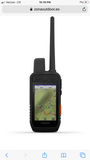 Garmin Alpha 200i Handheld - Ringtails and Tall Tales Hunting, Dog Supply, and Taxidermy
