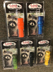 Lund Custom Calls Coon Squaller - Ringtails and Tall Tales Hunting, Dog Supply, and Taxidermy