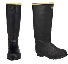 Non-Insulated LaCrosse Knee Boot with Optional Dan's Chaps - Ringtails and Tall Tales Hunting, Dog Supply, and Taxidermy