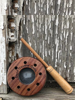 Lund Custom Calls Double Sided Pot Call - Ringtails and Tall Tales Hunting, Dog Supply, and Taxidermy