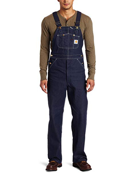 DENIM BIB OVERALL - UNLINED - Ringtails and Tall Tales Hunting, Dog Supply, and Taxidermy