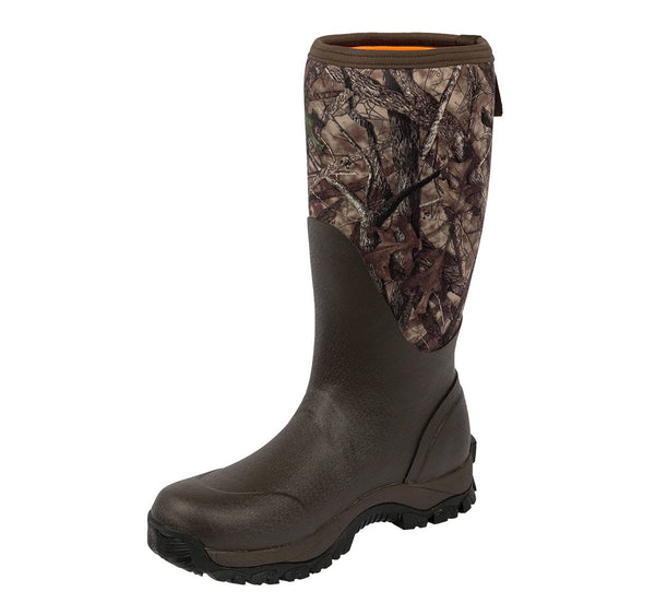 Dan's Tree Frog Boot with Optional Dan's Chaps - Ringtails and Tall Tales Hunting, Dog Supply, and Taxidermy