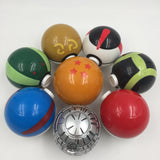 Herb Grinder 3Layers Game Pokemon and Pokeball Pikachu Tobacco Grinder Dragon Ball Herb Grinder Smoking Weed Water Pipe