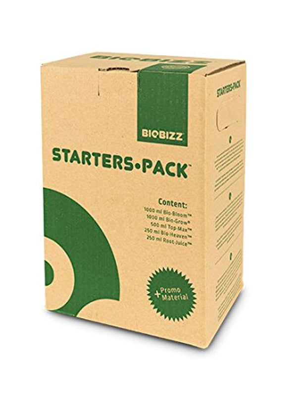 BioBizz Starter Pack @ The Growing Shop