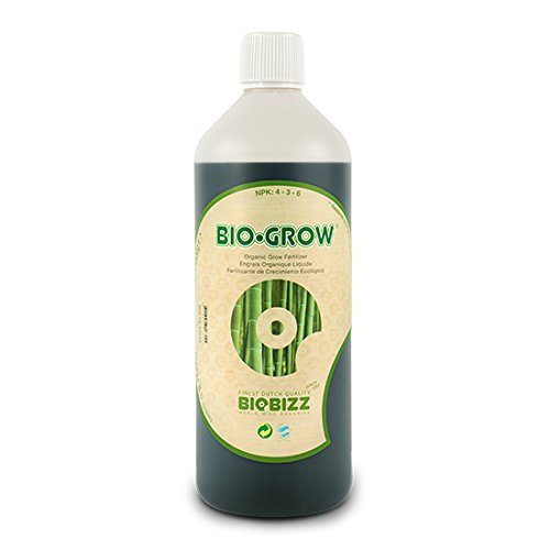 BioBizz Bio-Grow Liquid Organic Plant Food - 1 Liter - BBG1L @ The Growing Shop