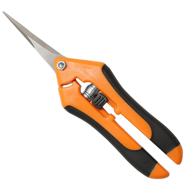 VIVOSUN Gardening Hand Pruner Pruning Shear with Stainless Steel Blades @ The Growing Shop