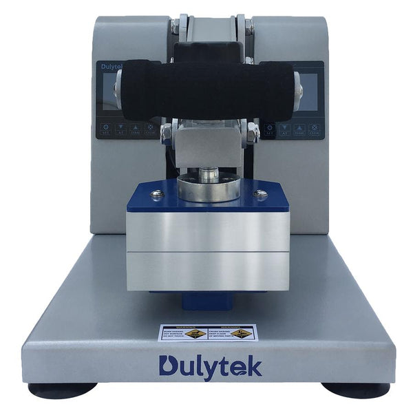 Dulytek DM1005 Manual Heat Rosin Press for Concentrates @ The Growing Shop