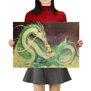 Spirited Away Posters