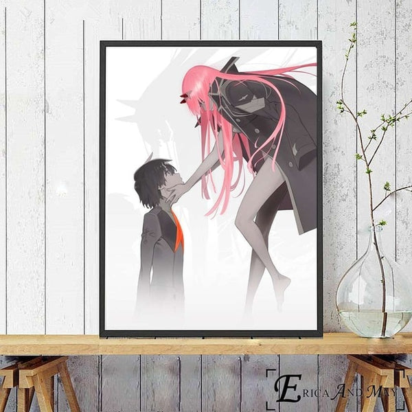 Darling In The Franxx Posters