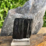 74g 6x5x2cm Black Black Tourmaline from Pakistan