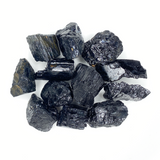 Bulk Rough Stone - Large - Black Tourmaline from Brazil