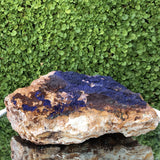 1.349kg 21x11x8cm Big Blue Azurite from Morocco