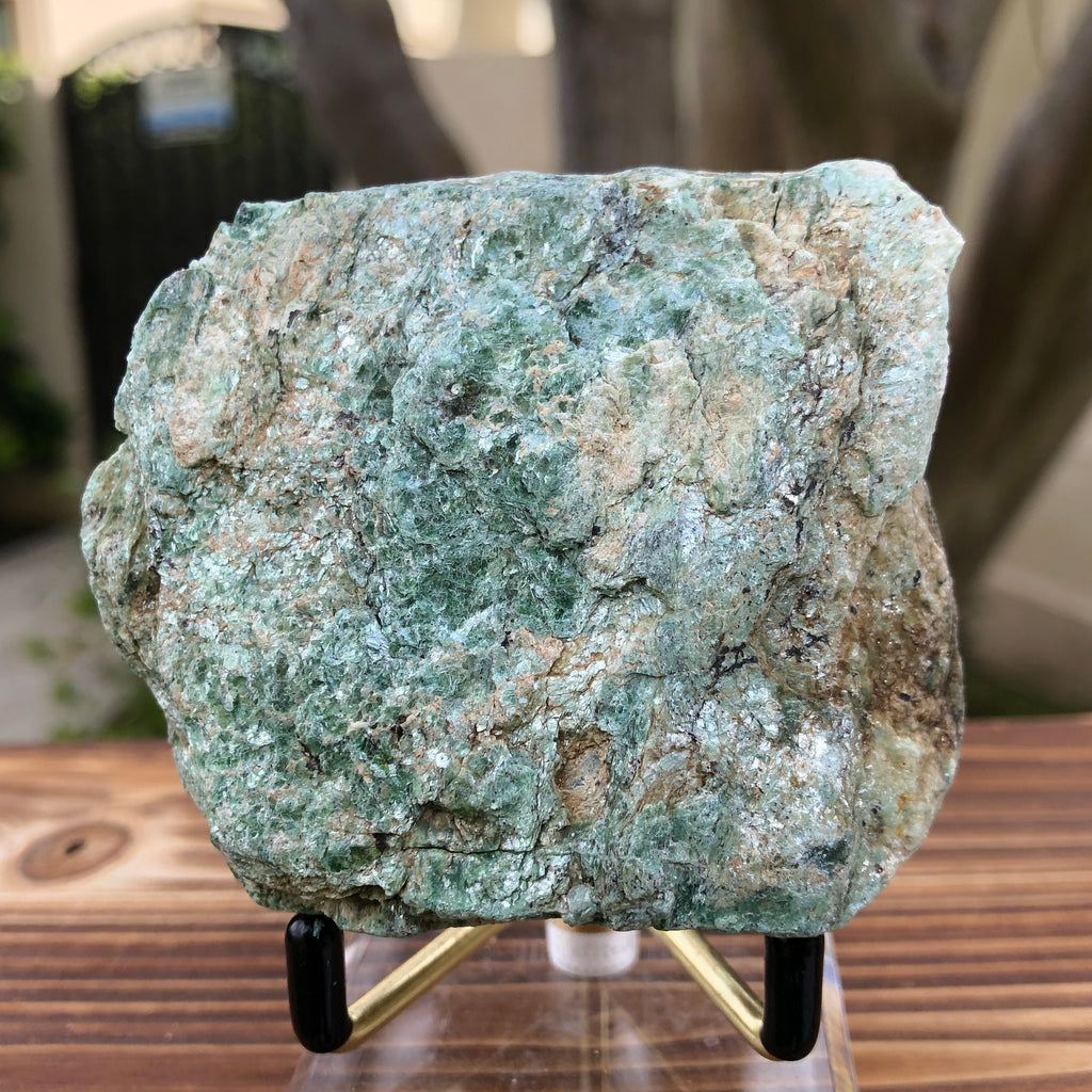 178g 2.4x2.7x0.8cm Green Fuchsite from Brazil