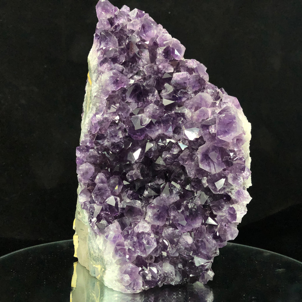3.319kg 11x16x21cm Four Face Purple Amethyst from Uruguay